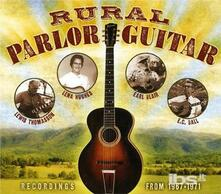 Rural Parlor Guitar. Recording From 1967-1971 - CD Audio