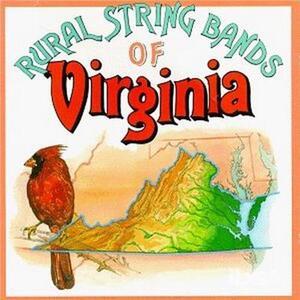 Rural String Bands - CD Audio