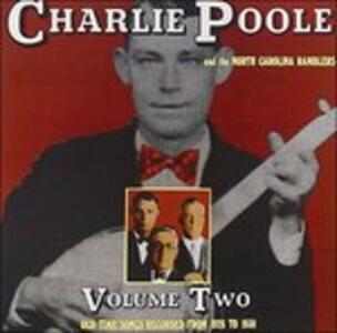 Old-Time Songs vol.2 - CD Audio di Charlie Poole