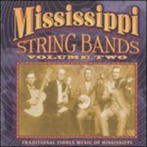 Mississippi String - CD Audio