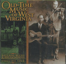 Old Time Music West - CD Audio