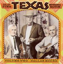 Old-Time Texas String - CD Audio