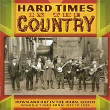 Hard Times in the Country - CD Audio