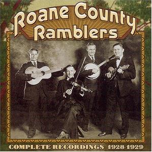 CD Complete Recordings di Roane County Ramblers