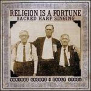 Religion Is a Fortune - CD Audio