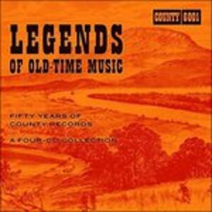CD Legends of Old.time Music