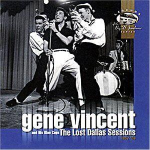 CD Lost Dallas Sessions di Gene Vincent