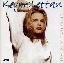 Universal Language - CD Audio di Kevyn Lettau