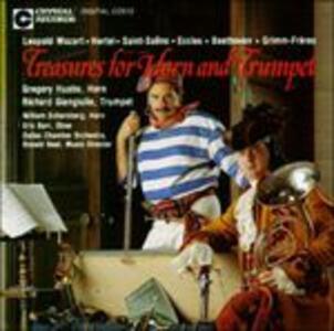 Treasures for Horn & - CD Audio