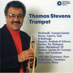 CD Trumpet di Thomas Stevens