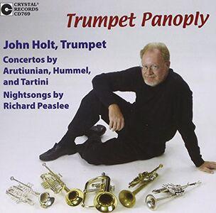 CD Trumpet Panoply di John Holt
