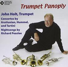 Trumpet Panoply - CD Audio di John Holt