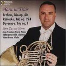 Horn in Trios - CD Audio
