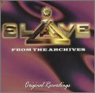 Foto Cover di From the Archives, CD di Slave, prodotto da T.F.L. The Funk Label