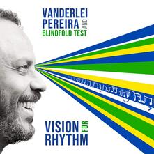 Vision for Rhythm - CD Audio di Vanderlei Pereira