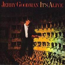 It's Alive - Vinile LP di Jerry Goodman