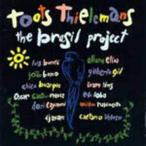 Foto Cover di The Brazil Project, CD di Toots Thielemans, prodotto da Private Music