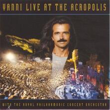 Live at the Acropolis - CD Audio di Yanni