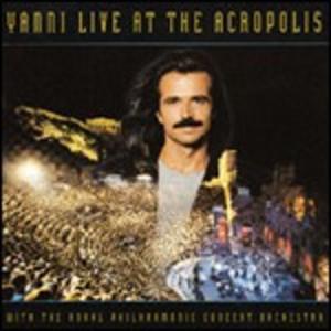 CD Live at the Acropolis di Yanni