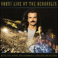 Live at the Acropolis - CD Audio di Yanni