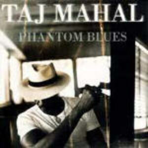 CD Phantom Blues di Taj Mahal