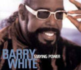 CD Staying Power di Barry White