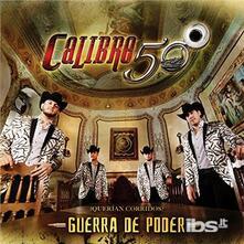 Guerra De Poder - CD Audio di Calibre 50