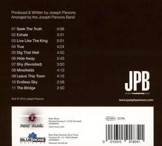 Empire Bridges - CD Audio di Joseph Parson - 2