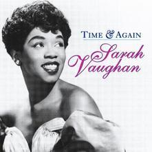 Time And Again - CD Audio di Sarah Vaughan