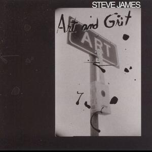 Art & Grit - CD Audio di Steve James