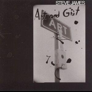 Foto Cover di Art & Grit, CD di Steve James, prodotto da Antones Rec