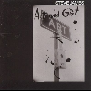 CD Art & Grit di Steve James