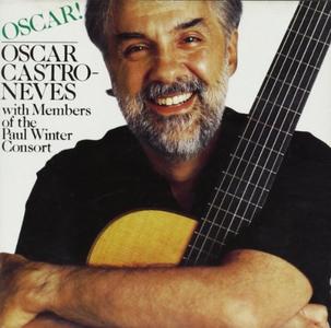 CD Oscar! di Oscar Castro-Neves