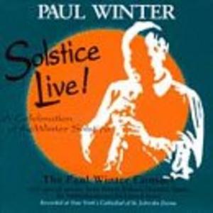CD Solstice Live di Paul Winter