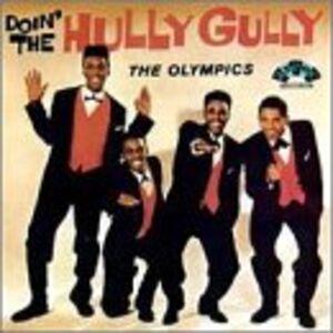 Foto Cover di All-Time Greatest Hits!, CD di Olympics, prodotto da Dcc Compact Classic