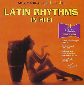 CD Latin Rhythms in Hi.fi