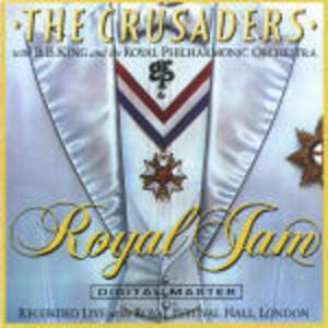 Royal Jam - CD Audio di Crusaders