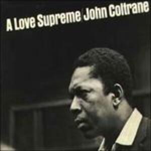 A Love Supreme - Vinile LP di John Coltrane