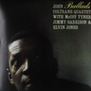 Vinile Ballads John Coltrane
