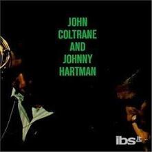 John Coltrane & Johnny Hartman - CD Audio di John Coltrane,Johnny Hartman