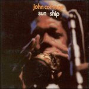 Vinile Sun Ship John Coltrane