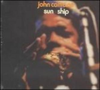CD Sun Ship di John Coltrane