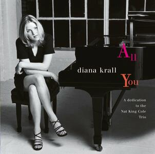 All For You - CD Audio di Diana Krall