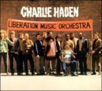 Foto Cover di Liberation Music, CD di Charlie Haden, prodotto da Impulse