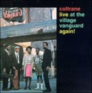 Vinile Live at the Village Vanguard Again! John Coltrane