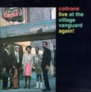 CD Live at the Village Again di John Coltrane