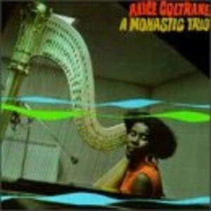 CD Monastic Trio di Alice Coltrane