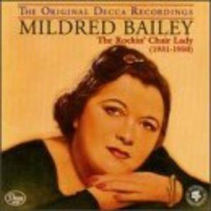CD Rockin' Chair Lady di Mildred Bailey