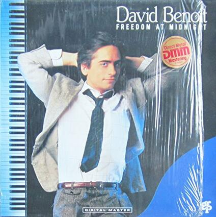 Freedom at Midnight - Vinile LP di David Benoit