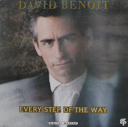 Every Step of the Way - Vinile LP di David Benoit